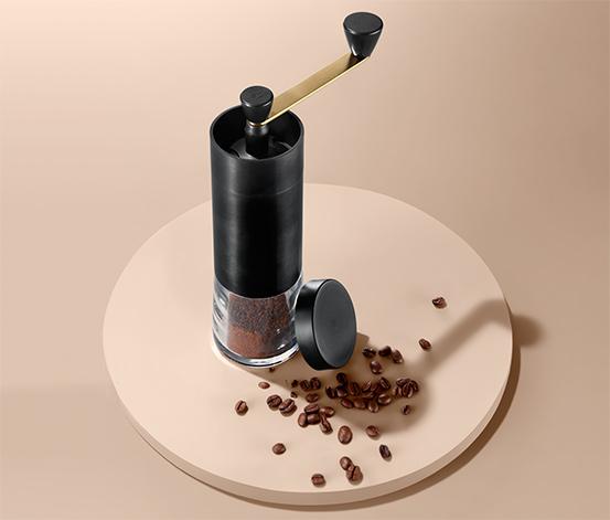 Ręczny młynek do kawy