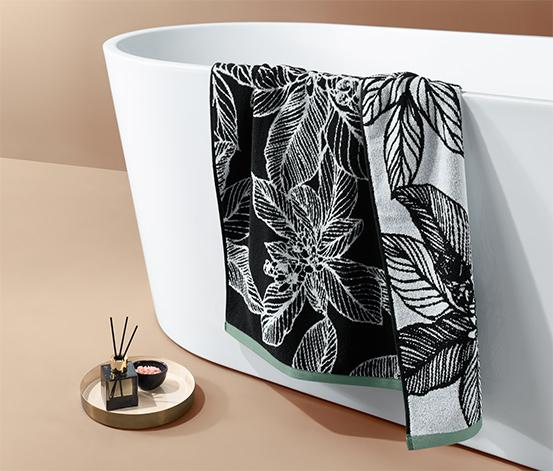 Ręcznik kąpielowy z żakardu