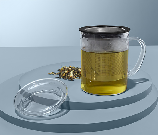 Szklanka do zaparzania herbaty