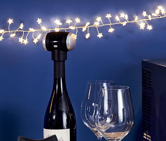 Elektryczny korek próżniowy do butelek do wina