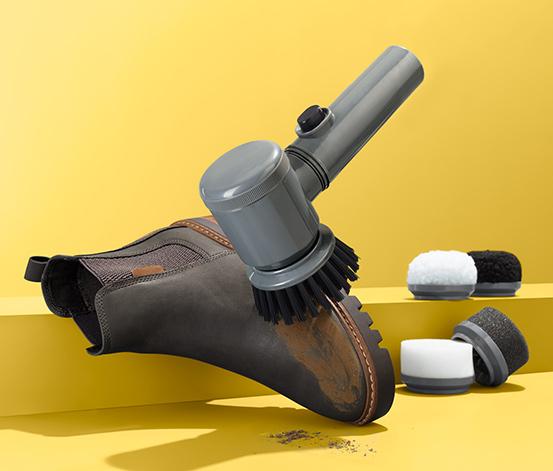 Elektryczna szczotka do butów