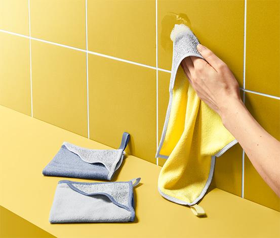 Uniwersalne ściereczki do czyszczenia, 3 sztuki