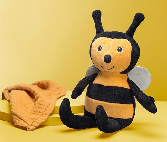 Pluszowe zwierzątko »pszczółka«