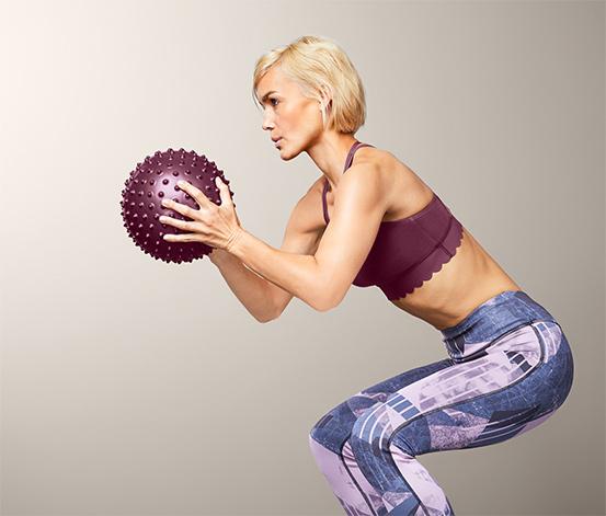 Piłka do fitnessu i masażu