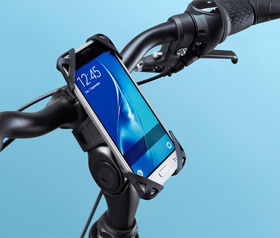 Uchwyt rowerowy na smartfon